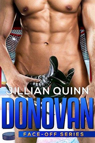 Donovan (Face-Off Series, #3) by Jillian Quinn