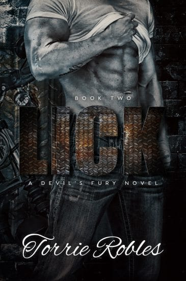 Lick (Devil's Fury MC, #2) by Torrie Robles