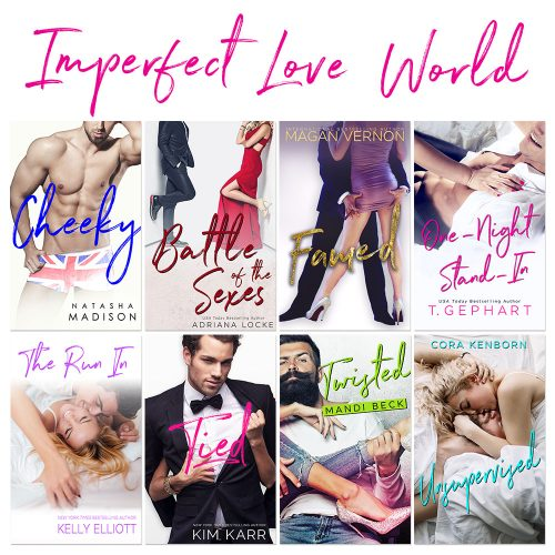 Imperfect Love: Kindle World by Kendall Ryan & eight bestselling authors