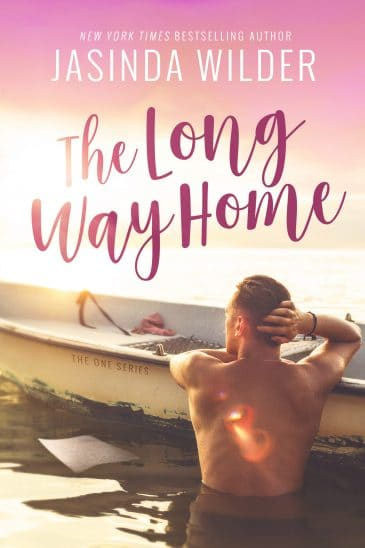 The Long Way Home (The One, #1)  by Jasinda Wilder