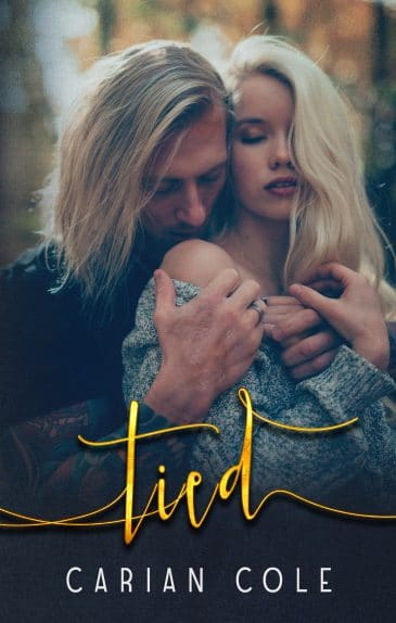 Tied (Devils Wolves, #2) by Carian Cole