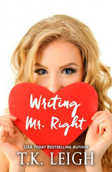 Writing Mr. Right by T.K. Leigh