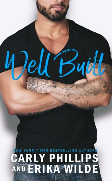 Well Built (Book Boyfriend, #3) by Carly Phillips & Erika Wilde
