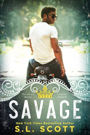 Savage (The Kingwood Duet, #1) by S.L. Scott