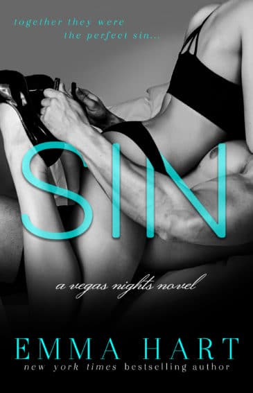 Sin (Vegas Nights, #1) by Emma Hart