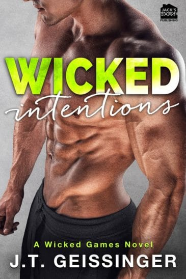 Wicked Intentions (Wicked Games, #3) by J.T. Geissinger