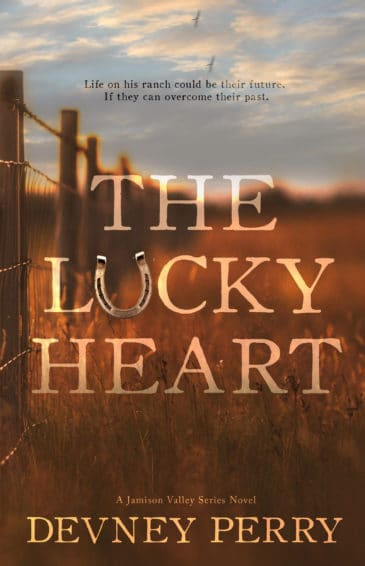 The Lucky Heart (Jamison Valley, #3) by Devney Perry