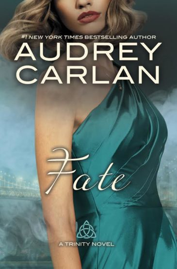 Fate (Trinity, #5) by Audrey Carlan