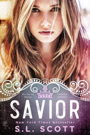 Savior (The Kingwood Duet, #2) by S.L. Scott