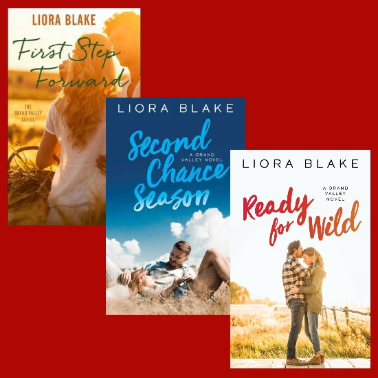 Grand Valley Series by Liora Blake