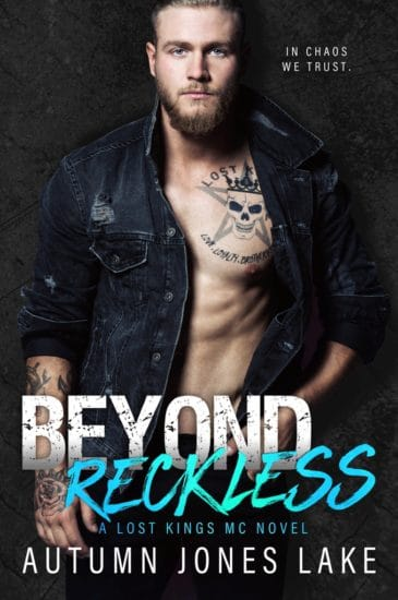Beyond Reckless: Teller's Story, Part One (Lost Kings MC, #8) by Autumn Jones Lake