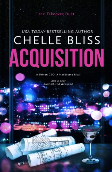 Acquisition (Takeover Duet, #1) by Chelle Bliss