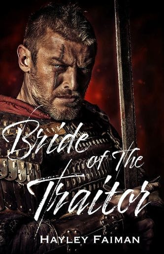 Bride of the Traitor by Hayley Faiman - cover