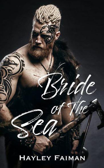 Bride of the Sea by Hayley Faiman - cover