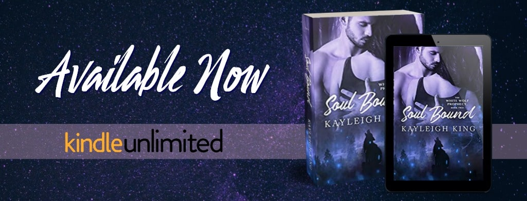 Soul Bound by Kayleigh King - banner