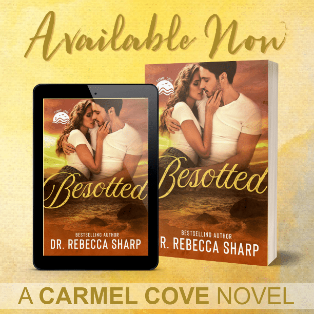 Besotted by Dr. Rebecca Sharp - available
