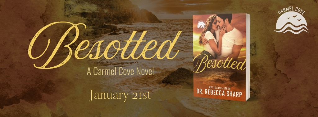 Besotted by Dr. Rebecca Sharp - banner