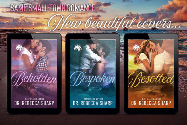 Besotted by Dr. Rebecca Sharp - series