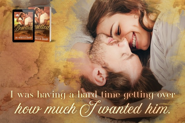 Besotted by Dr. Rebecca Sharp - wanted