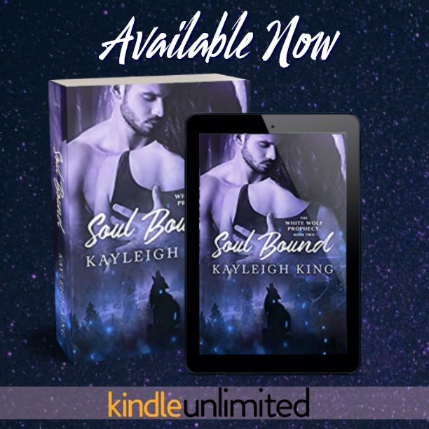 Soul Bound by Kayleigh King - available
