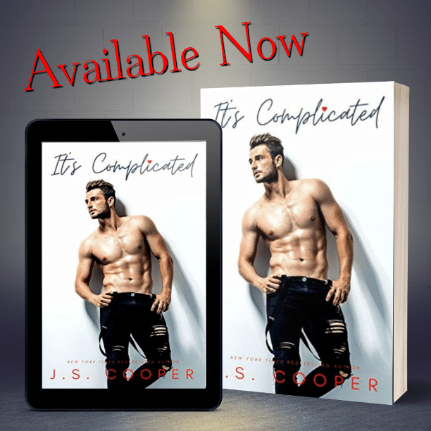 It's Complicated by J.S. Cooper - available