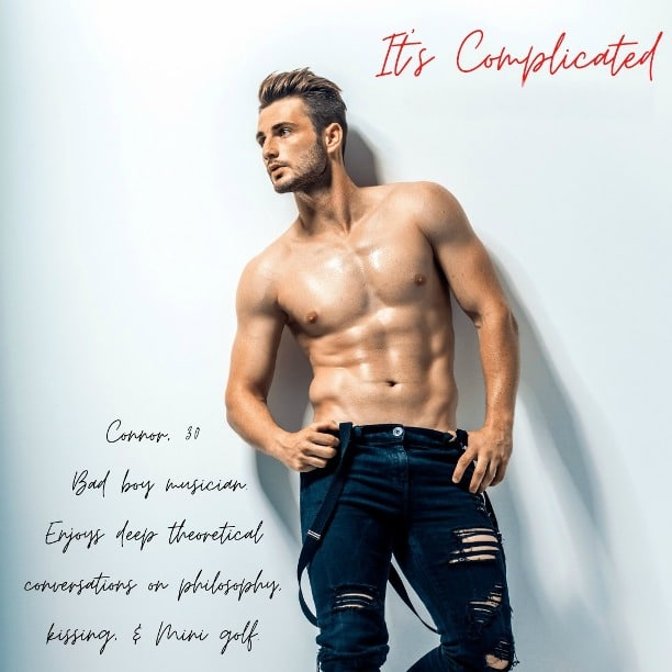 It's Complicated by J.S. Cooper - Connor
