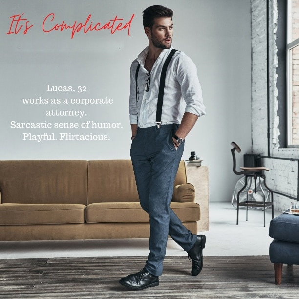 It's Complicated by J.S. Cooper - Lucas