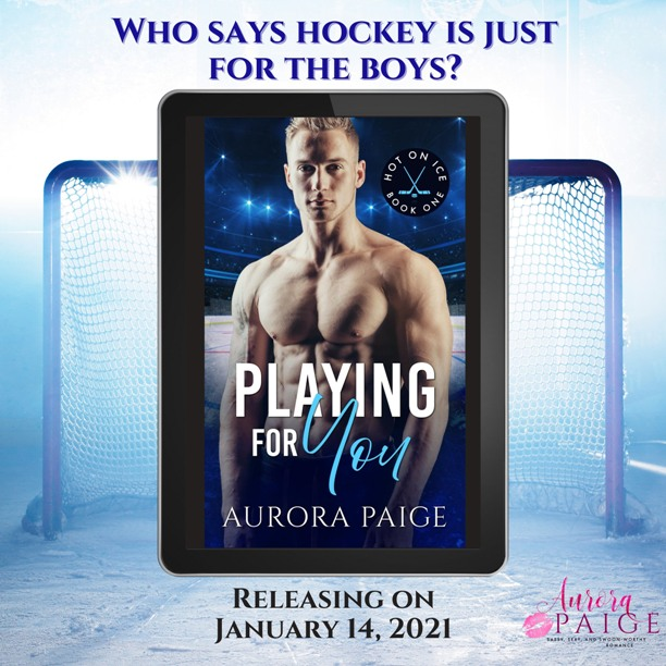Playing For You by Aurora Paige - T2
