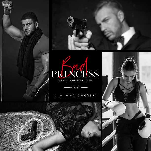 Bad Princess by N.E. Henderson - collage