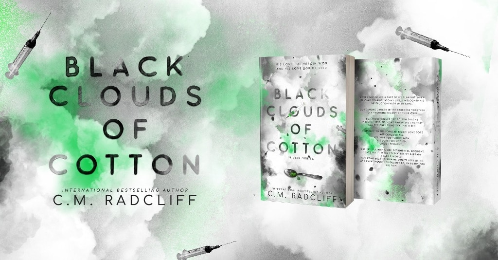 Black Clouds of Cotton by C.M. Radcliff  - banner