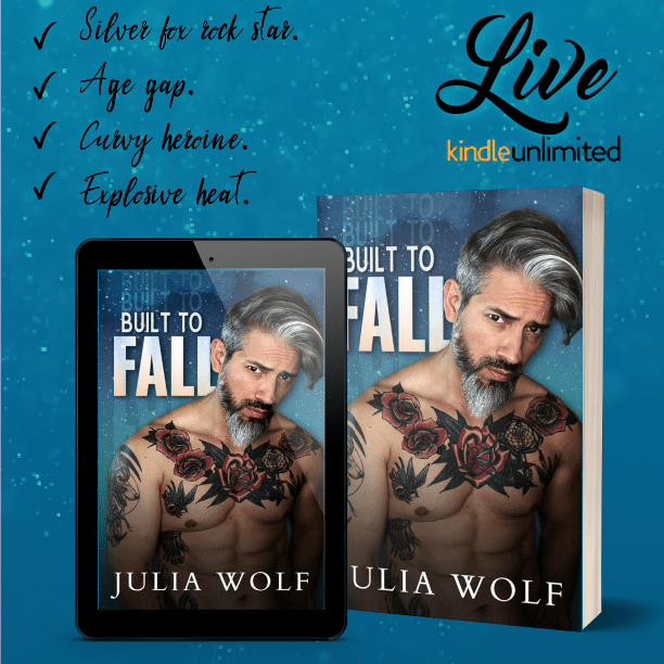 Built to Fall by Julia Wolf - live