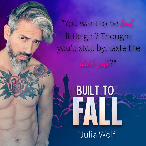 Built to Fall by Julia Wolf - bad