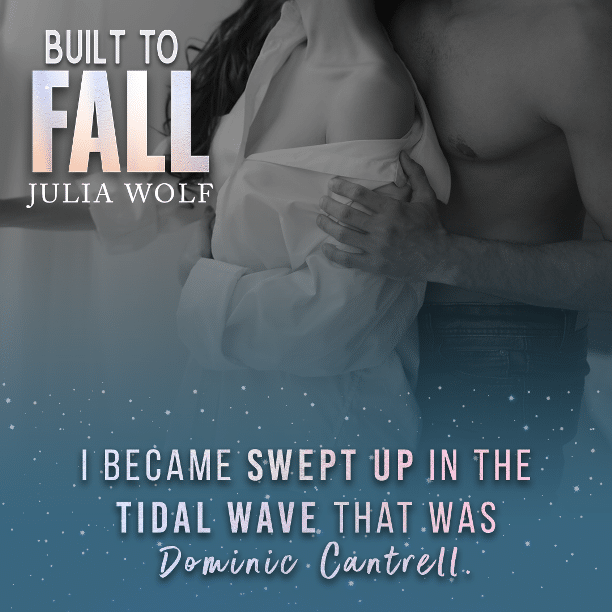 Built to Fall by Julia Wolf - wave