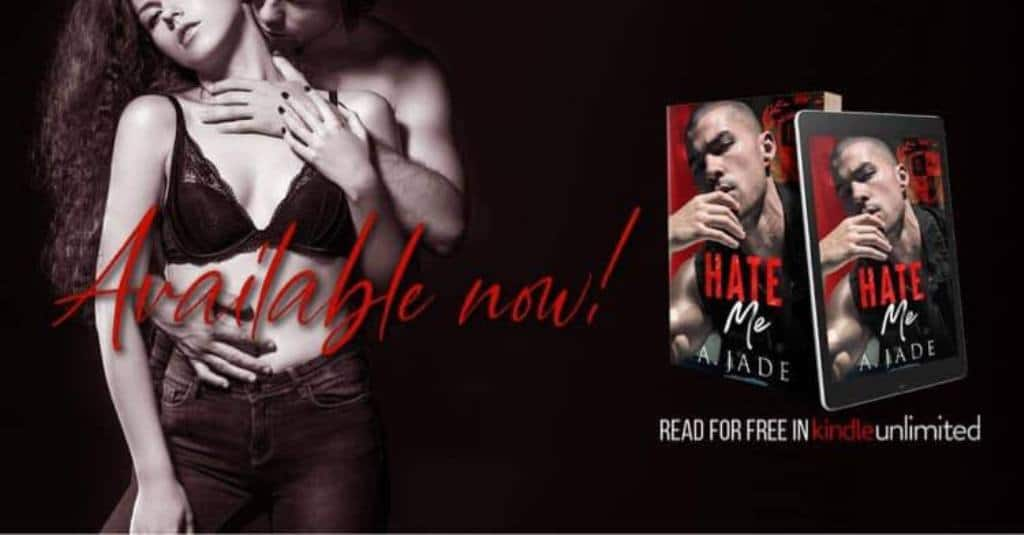 Hate Me by Ashley Jade - banner