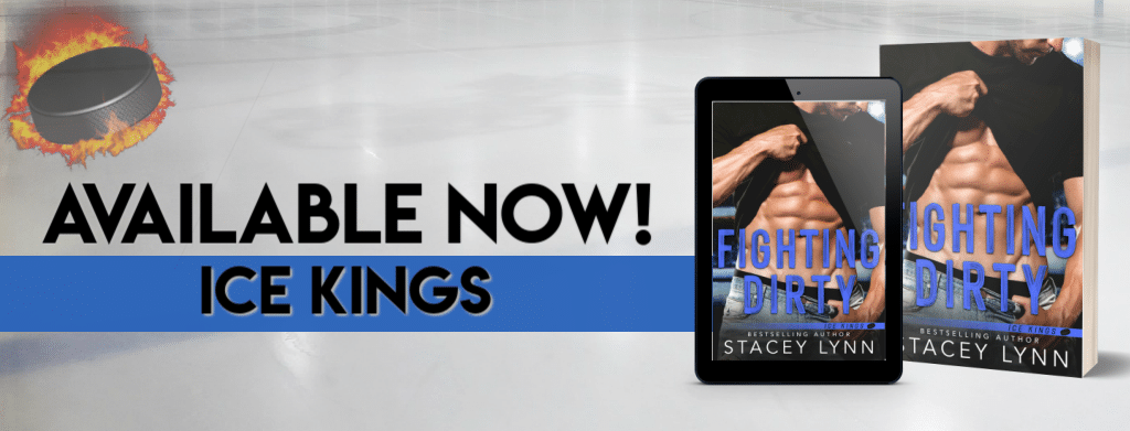 Fighting Dirty by Stacey Lynn - banner