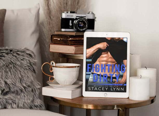 Fighting Dirty by Stacey Lynn - tabletop