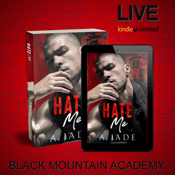 Hate Me by Ashley Jade - LIVE