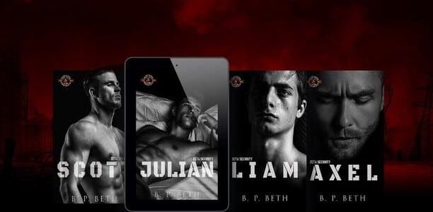 Julian by by B.P. Beth - series