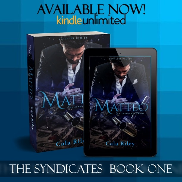 Matteo by Cala Riley - available