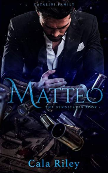 Matteo by Cala Riley - cover