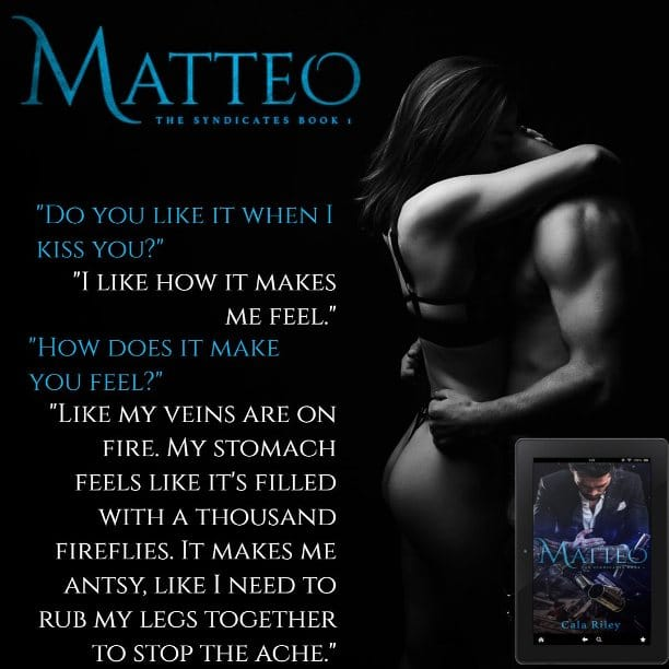 Matteo by Cala Riley - veins