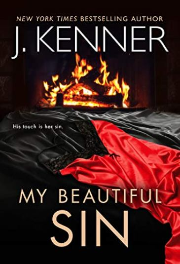 My Beautiful Sin by J. Kenner - cover