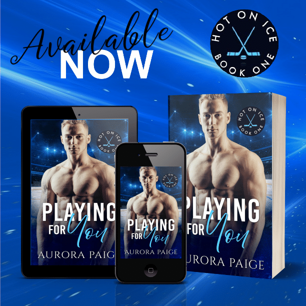 Playing For You by Aurora Paige - Available