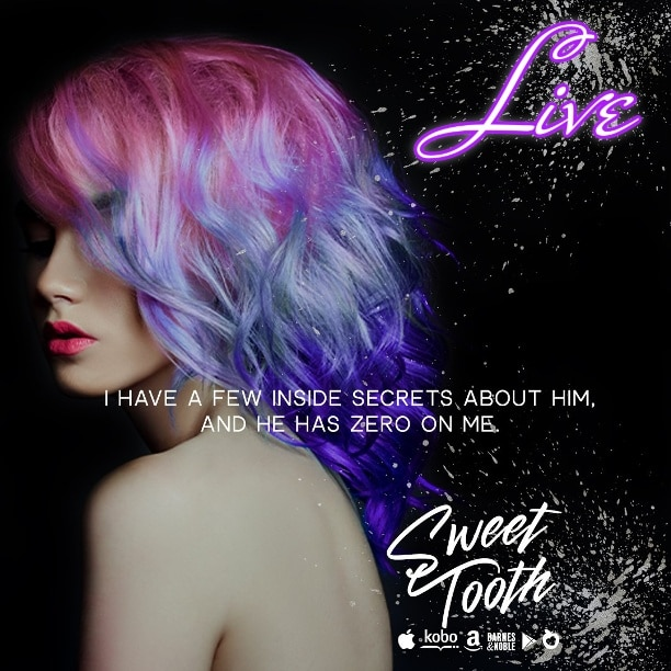 Sweet Tooth by Persephone Autumn - LIVE