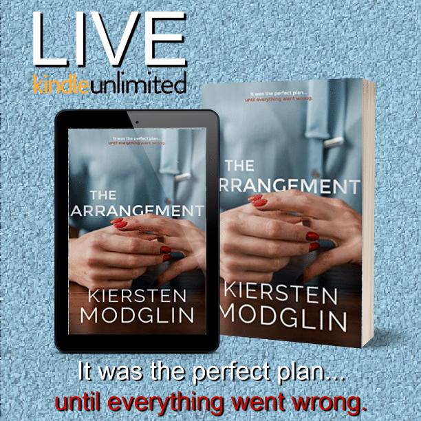 The Arrangement by Kiersten Modglin  - LIVE