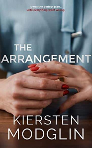 The Arrangement by Kiersten Modglin  - cover