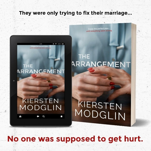 The Arrangement by Kiersten Modglin  - fix