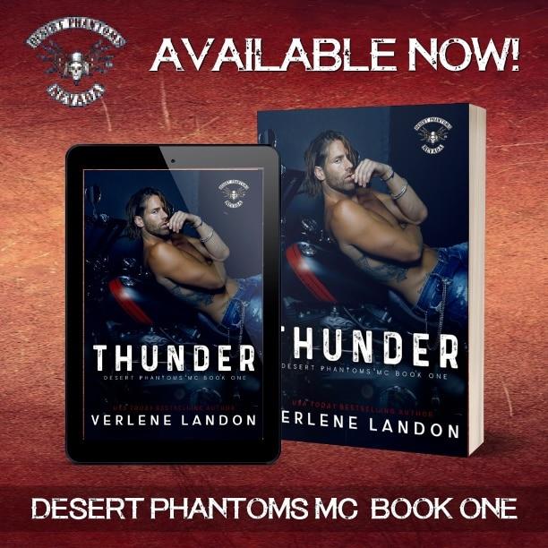 Thunder by Verlene Landon - available
