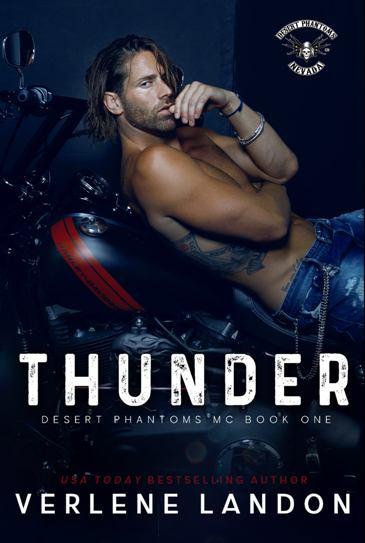 Thunder by Verlene Landon - cover
