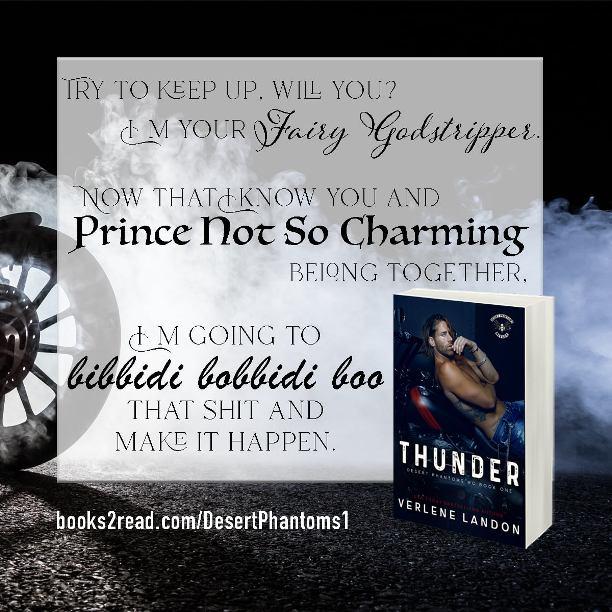 Thunder by Verlene Landon - fairy
